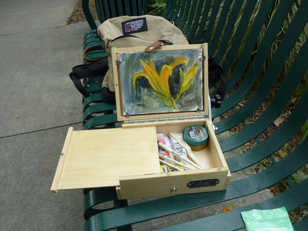My First Day with the Guerilla ThumBox