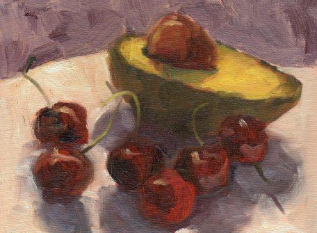 2011 Avocado & Cherries