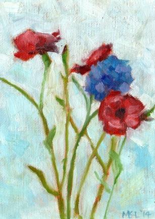 The Violet Flower