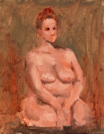 Ashley Kneeling June2015 oillinen 10x8