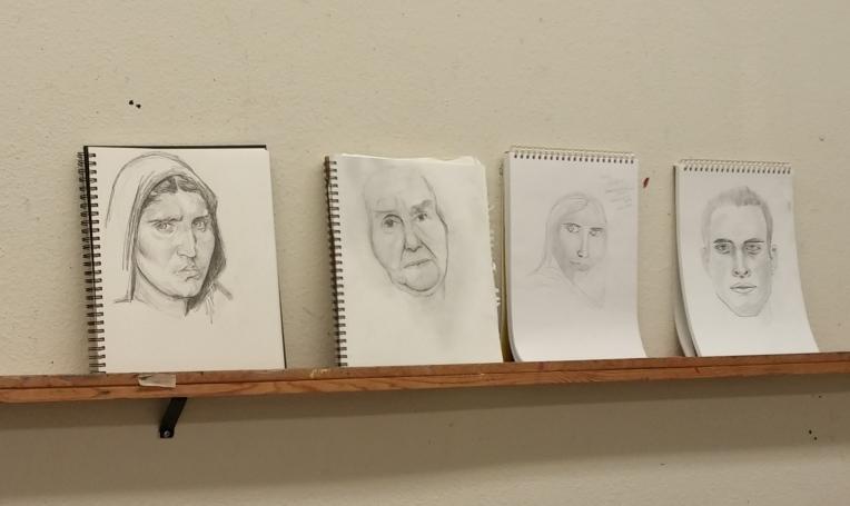 20151021 Portrait Class Students