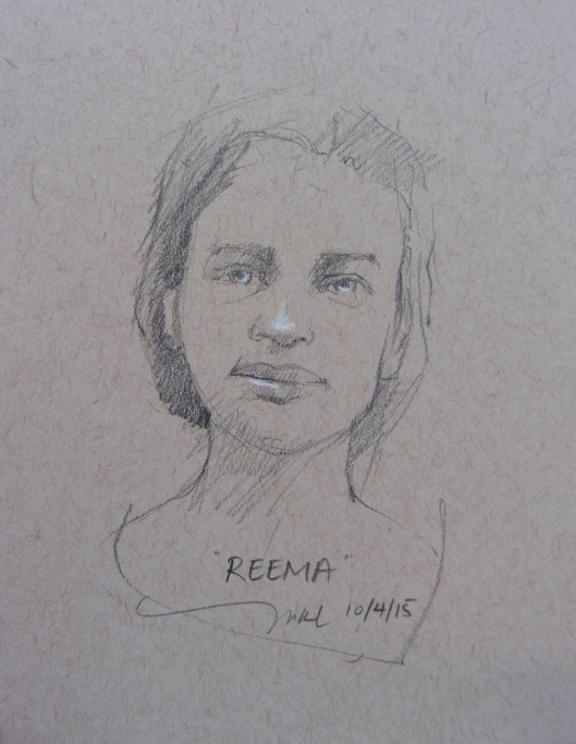Reema drawing