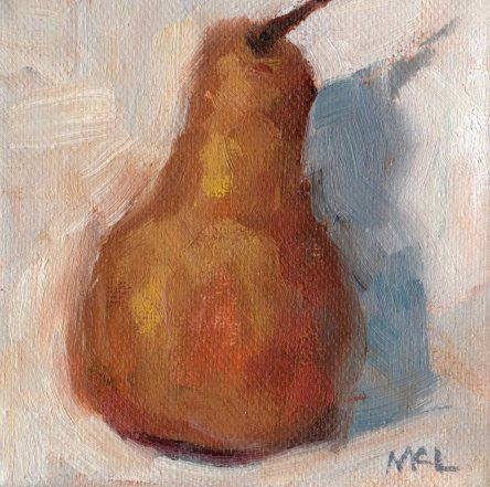 Asian Pear oil 4x4x1.75 021716