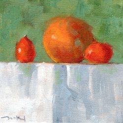 Mandaquats and Tangerine