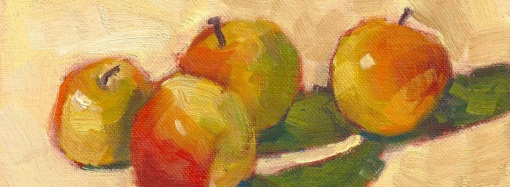 Tiny Apples SOLD