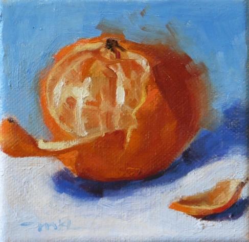 112 Peeled Tangerine