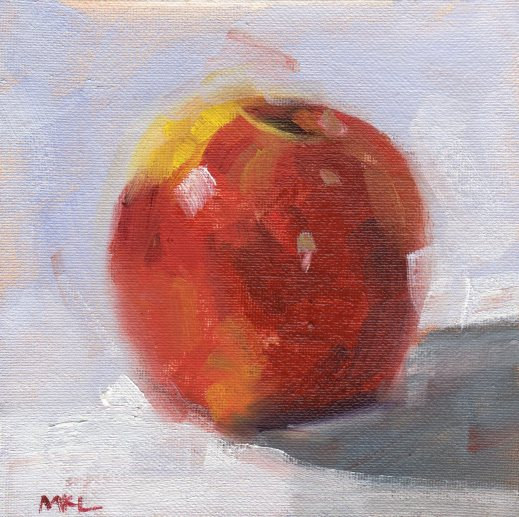 148 Apple 6x6 oil.jpg
