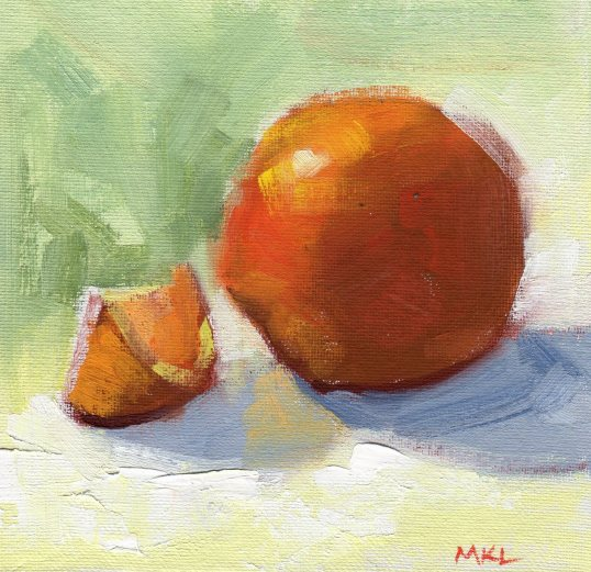 150 Sliced Orange 6x6 oil.jpg