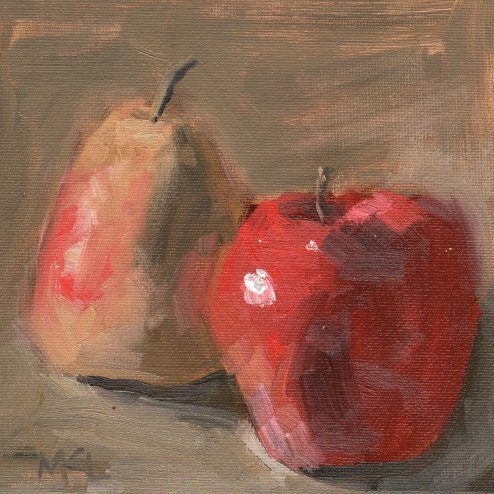 168 Pear and Apple.jpg