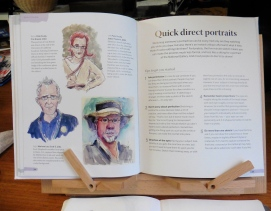"""Page 34 of """"5-Minute Sketching: People by Pete Scully"""