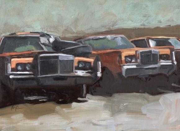 Old Cars at the Garcia Farm 2017