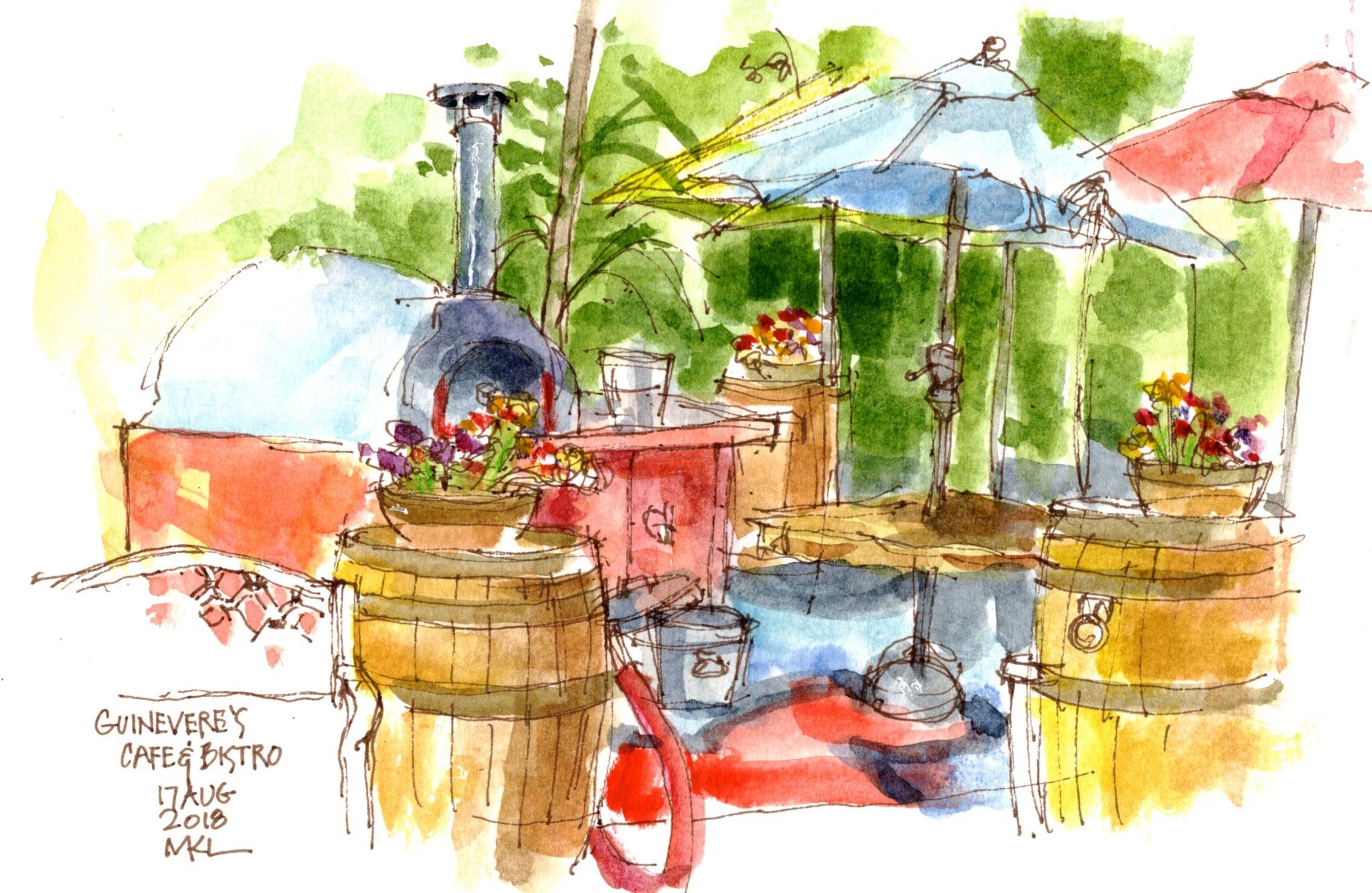 081718 Guinevere Cafe & Bistro