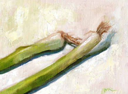 Two Green Onions