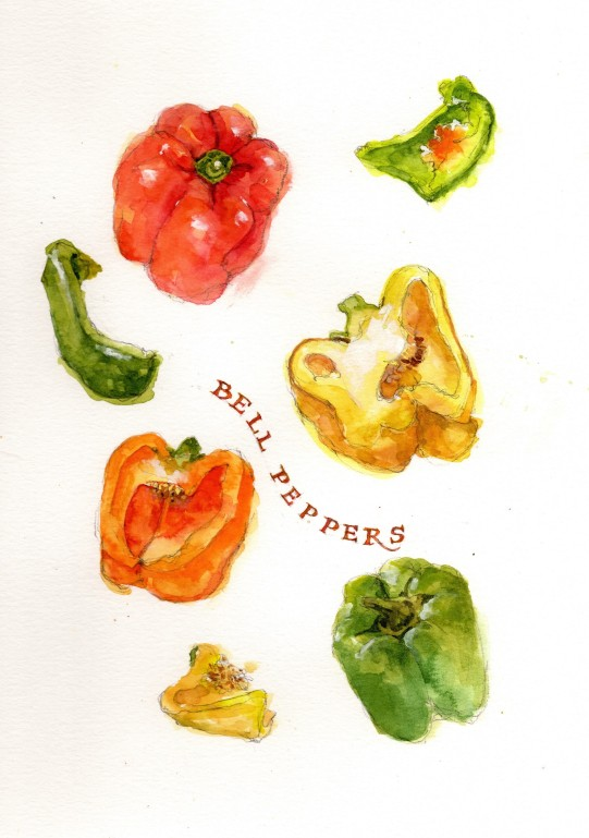 Bell Peppers 2018
