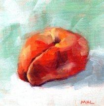 8 dough shaped nectarine