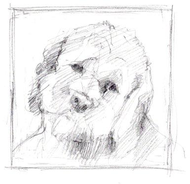 Walt sketch