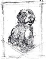 Lady sketch_071119
