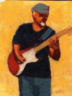 Red Guitar 2014